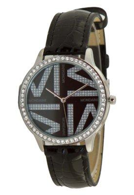 Relógio Mondaine 60352L0MENH1 Preto