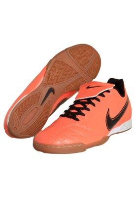 Chuteira Futsal Nike Egoli IC EMB Laranja