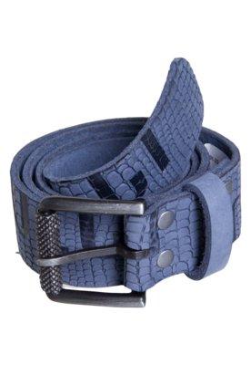 Cinto Colcci Texture Azul