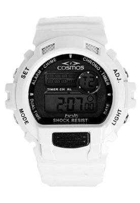 Relógio Cosmos OS41379B Branco