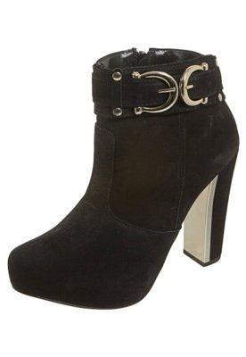 Ankle Boot Fivelas Preta - FiveBlu