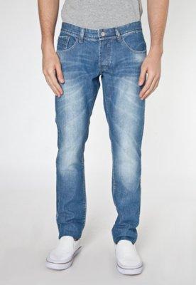 Calça Jeans Sawary Urban Reta Azul
