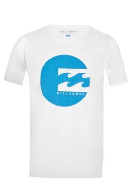Camiseta Billabong Icon Branca