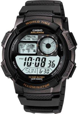Relógio Casio AE1000W1BVDF Preto