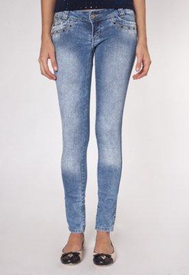 Calça Jeans Sawary Up Azul