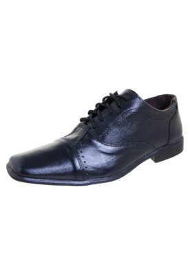 Sapato Lucca Salvatore Vazados Preto