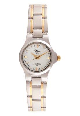 Relógio Condor KT75081/B Prata