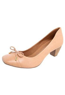 Sapato Scarpin Anna Flynn Style Rosa