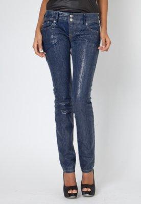 Calça Jeans Forum Sexy Skinny Snake Azul