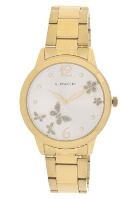 Relógio Lince LRGJ016L S2KX Dourado