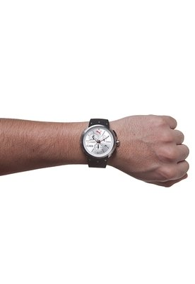 Relógio Hero Preto/Prata - Puma