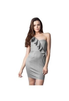 Vestido Juste Cinza - Triton
