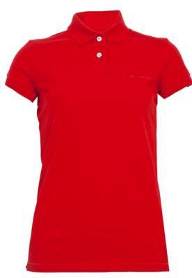 Camisa Polo Ellus 2ND Floor Piquet Duplo Vermelha