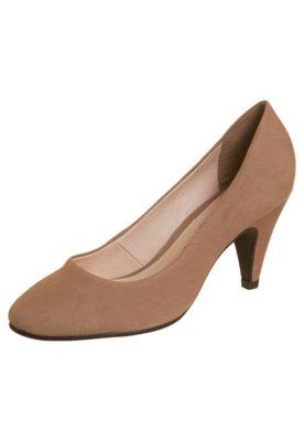 Sapato Scarpin Salto Médio Bege - Bottero