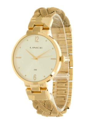 Relógio Lince LRGJ018L S2KX Dourado