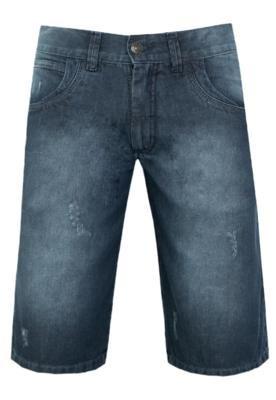 Bermuda Jeans FiveBlu Modern Azul