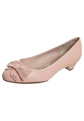 Sapato Scarpin Beira Rio Saltinho Rosa