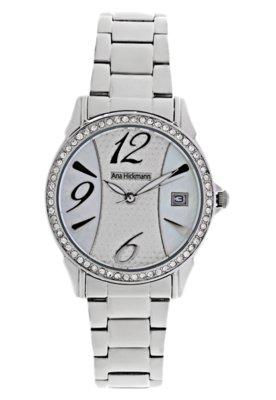 Relógio AH28544Q Prata - Ana Hickmann