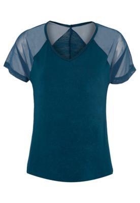 Blusa Daria Azul - Mercatto