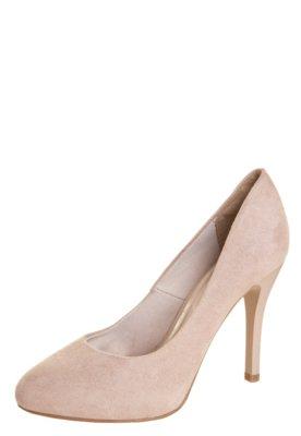 Sapato Scarpin Pop Touch Mari Bege