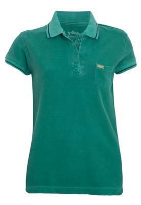 Camisa Polo Aleatory Bolso Verde