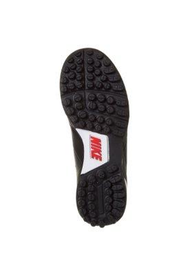 Chuteira Society Nike Tiempo Natural IV LTR TF Infantil Pret...