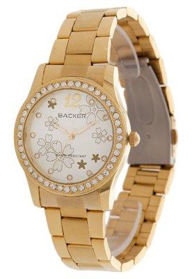 Relógio 3003145F Dourado - Backer