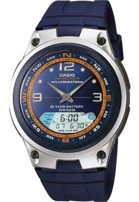 Relógio Casio AW822AVDF Azul