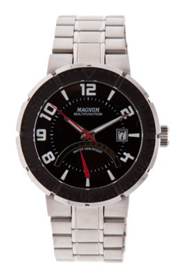 Relógio Magnum MA31382T Prata