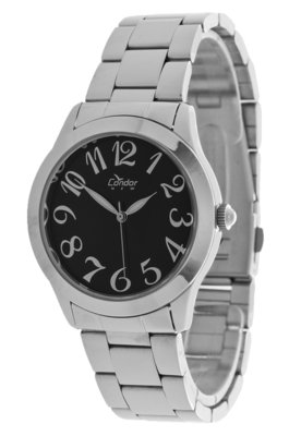 Relógio Condor KX25845P Prata
