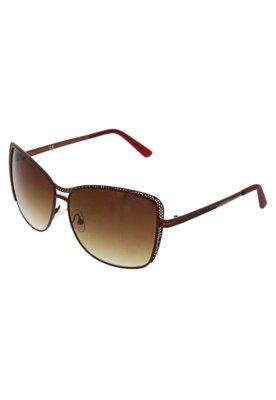 Óculos de Sol Lotus Perfurações Vinho