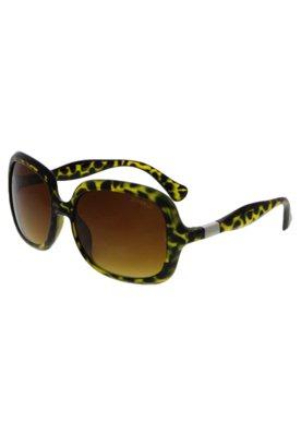 Óculos Solar Animal Print Onça - FiveBlu