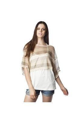 Blusa Luxo Listra - Espaço Fashion
