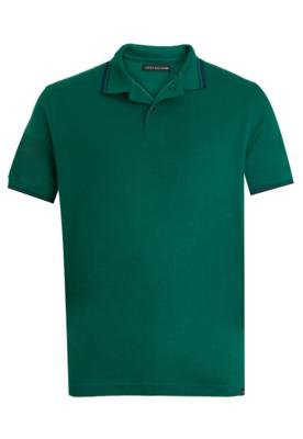 Camisa Polo Lucca Salvatore Use Verde