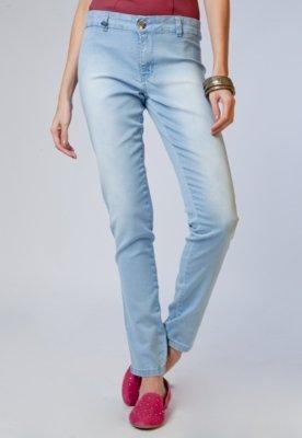 Calça Jeans TNG Evenflow Azul