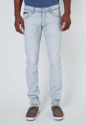 Calça Jeans Calvin Klein Jeans Skinny Role Azul