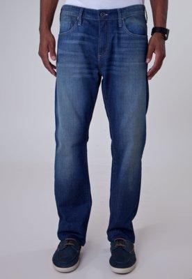 Calça Jeans Lacoste Skinny Azul