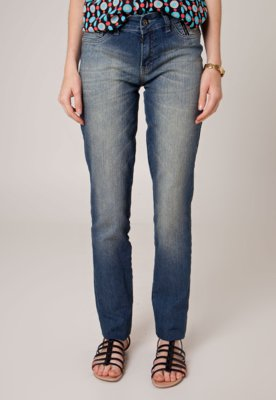 Calça Jeans Ellus 2ND Floor Skinny Elastic Filigrana Azul