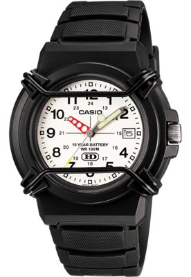 Relógio Casio HDA600B7BVDF Preto