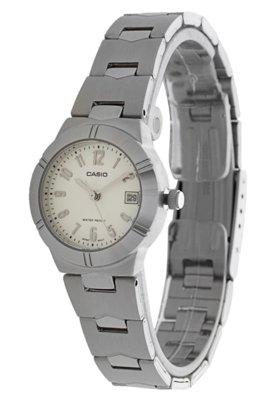 Relógio Casio LTP-1241D-7A2DF Prata