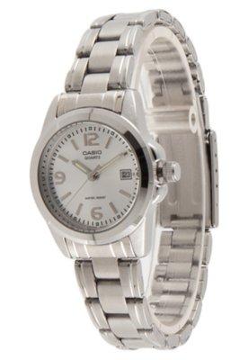 Relógio Casio LTP1215A7ADF Prata