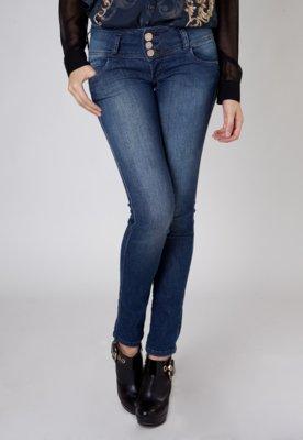 Calça Jeans Colcci Tina Skinny Azul