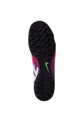 Chuteira Society Mercurial Victory IV TF Rosa - Nike