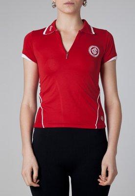Camisa Polo Dry Internacional Vermelha - Licenciados Futebol