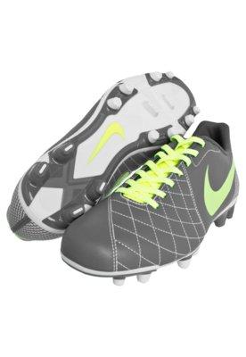 Chuteira Campo Nike Flare Cinza