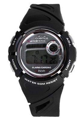Relógio Cosmos OS48407P Preto