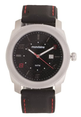 Relógio Mondaine 78203G0MBNU1 Preto