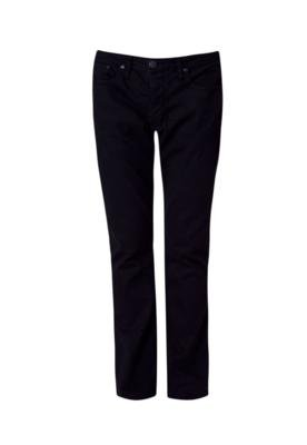 Calça Sarja Calvin Klein Jeans Bootcut Clean Preta