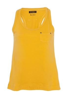 Blusa Like Amarela - FiveBlu