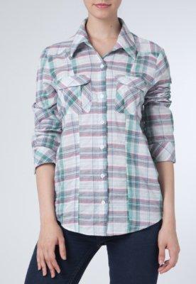 Camisa Mercatto Pockets Xadrez